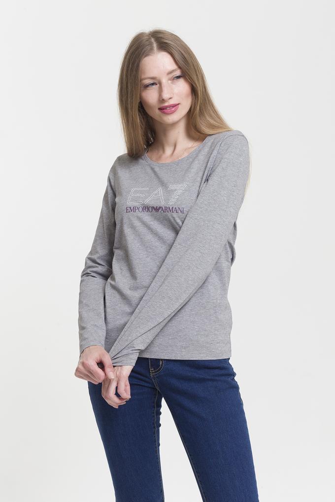 EA7 Uzun Kollu Kadın T-Shirt