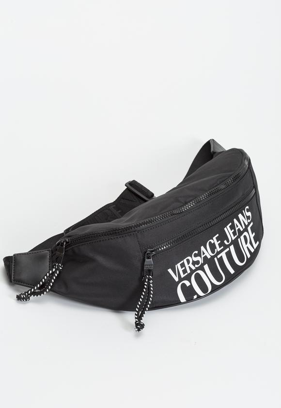 Versace Jeans Couture Linea Macrologo Dis. 4  Bel Çantası