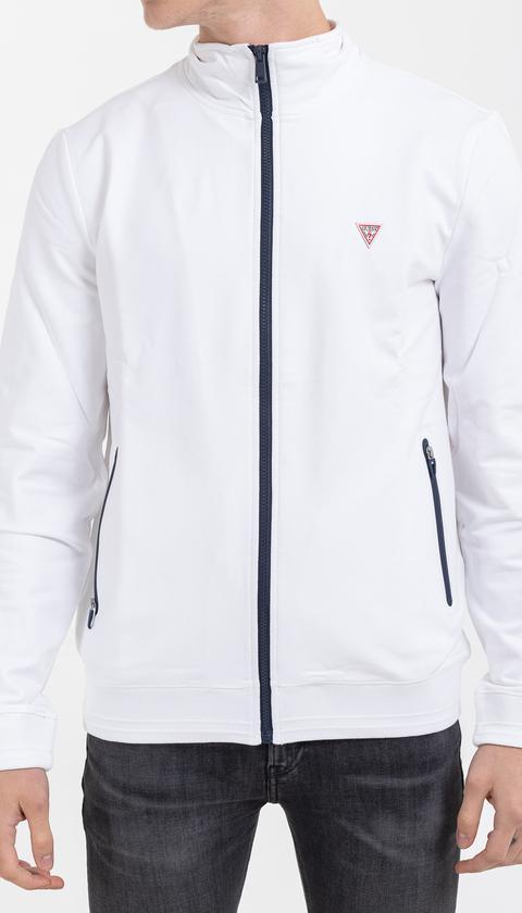 Guess Erkek Truck Fleece Sweatshirt