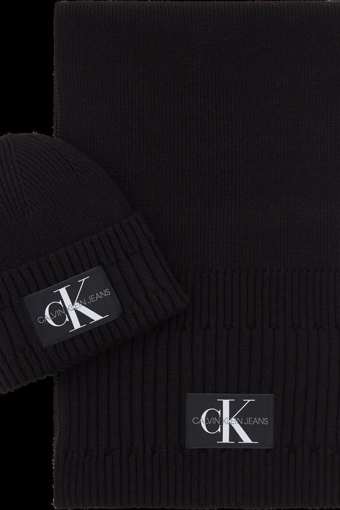 Calvin Klein Erkek Atkı Bere Hediye Paketi