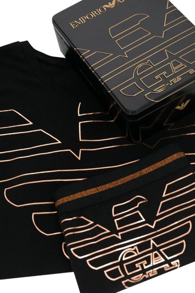 Emporio Armani T-Shirt&Külot Takımı