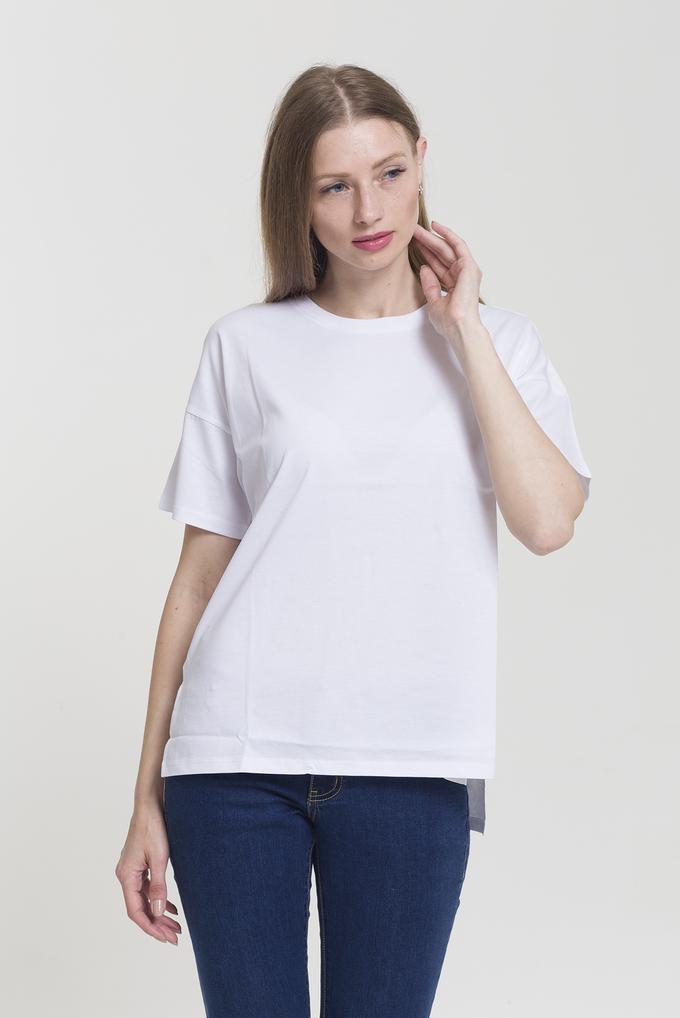 Armani Exchange %100 Pamuklu Kadın Bisiklet Yaka T-Shirt