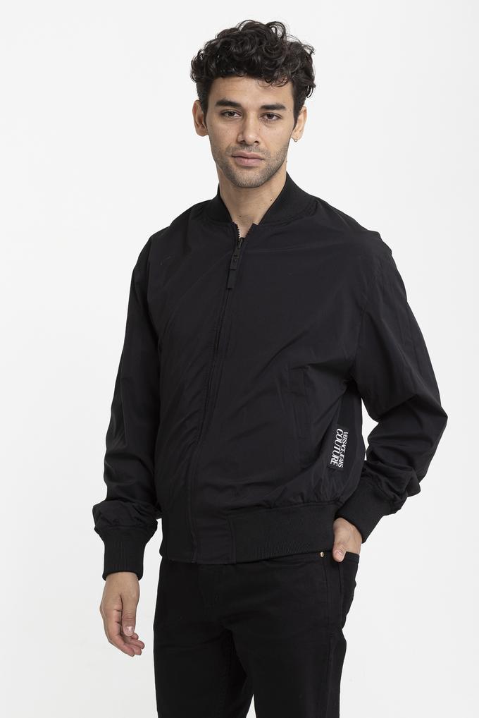 Versace Jeans Couture Çift Yönlü Erkek Rüzgarlık