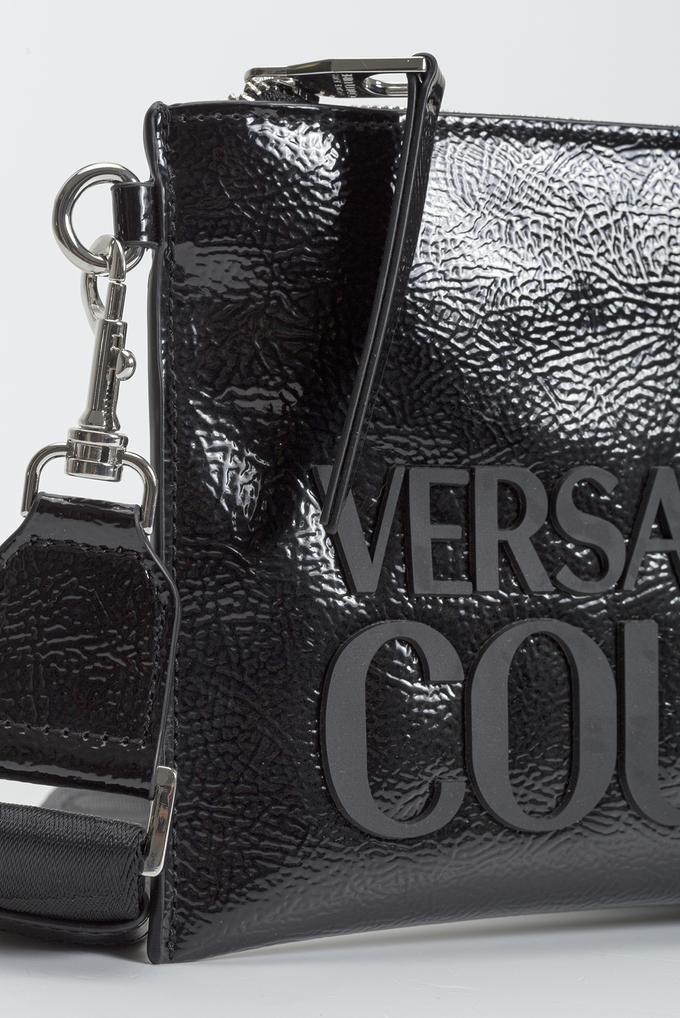 Versace Jeans Couture Macrologo El Çantası