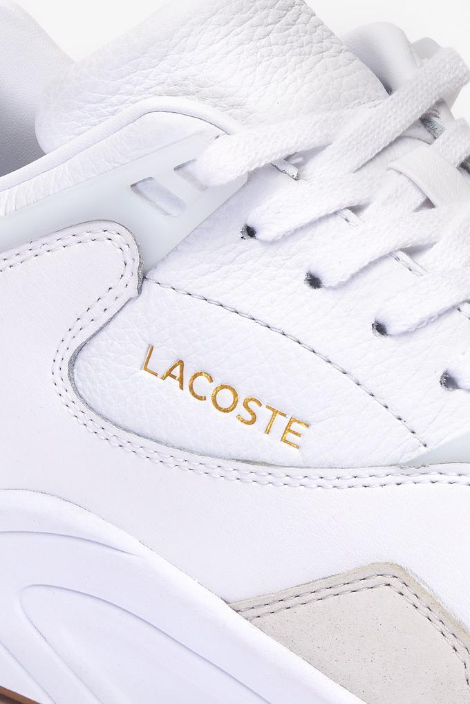 Lacoste Erkek Court Slam Deri Sneaker