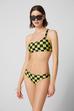 Ayje Sixties Refresh Dama Tek Omuz Bikini Takım