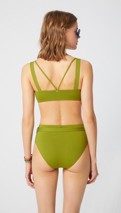 Ayje Sprit Of Nature Crop Bikini Takım