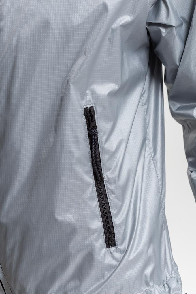 Hugo Boss  Kapüşonlu Regular Fit Erkek Rüzgarlık