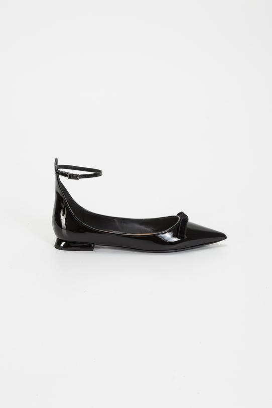 Emporio Armani Ballerina Flat Kadın Babet Ayakkabı