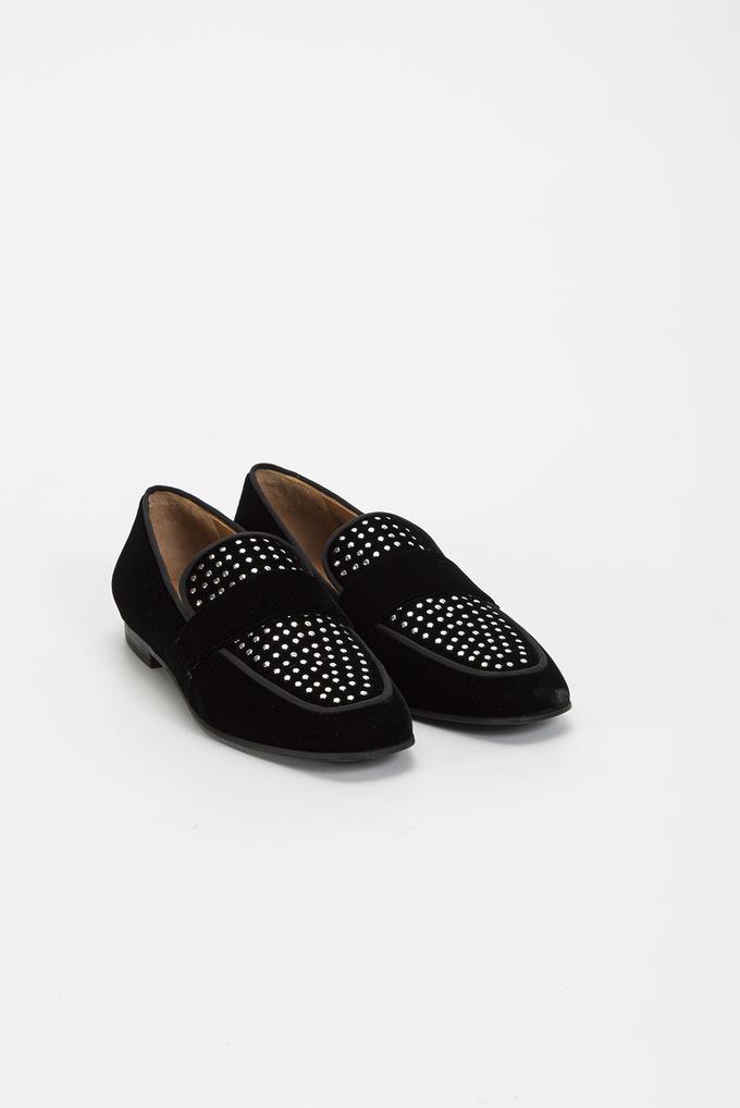Emporio Armani Kadın Loafer Ayakkabı