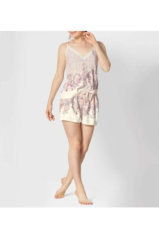 Triumph Mix & Match Camisole Viscose Askılı Pijama Üstü