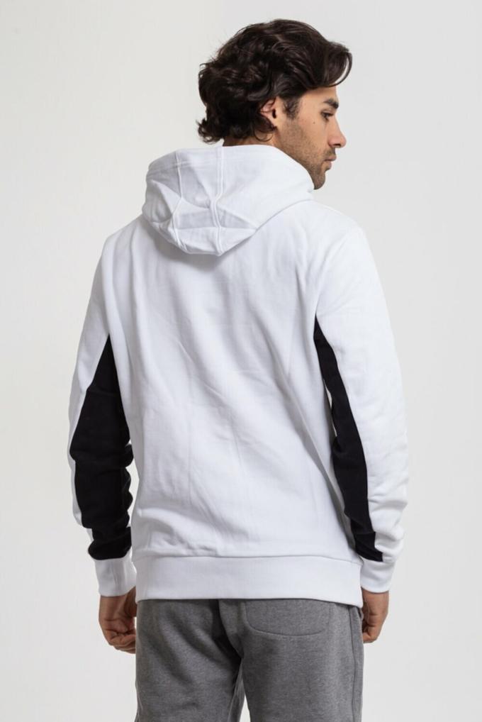 Calvin Klein %100 Organik Pamuklu Kapüşonlu Erkek Sweatshirt
