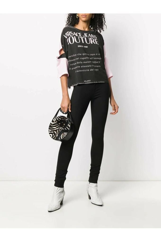 Versace Jeans Coutur  Punto Milano Couture Kadın  Pantolon