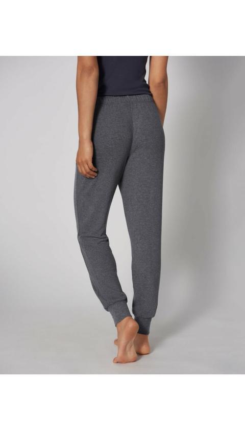 Triumph Kadın Thermal Cosy Trouser 01 Pijama Alt