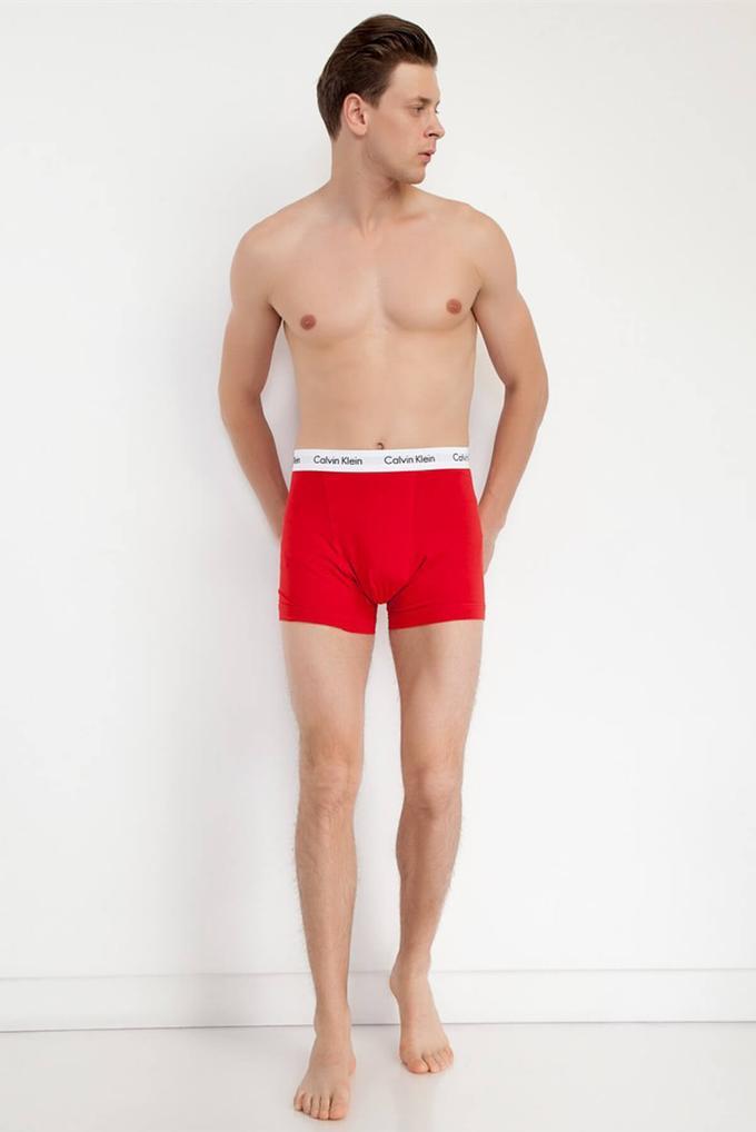 Calvin Klein 3'lü Paket Erkek Boxer