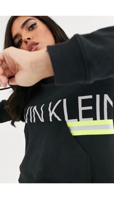 Calvin Klein Kadın Pijama Üstü
