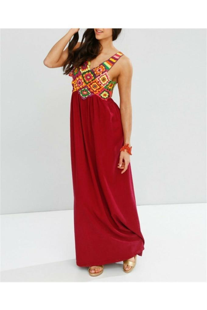 Aqua Bendita Kadın Plaj Elbise