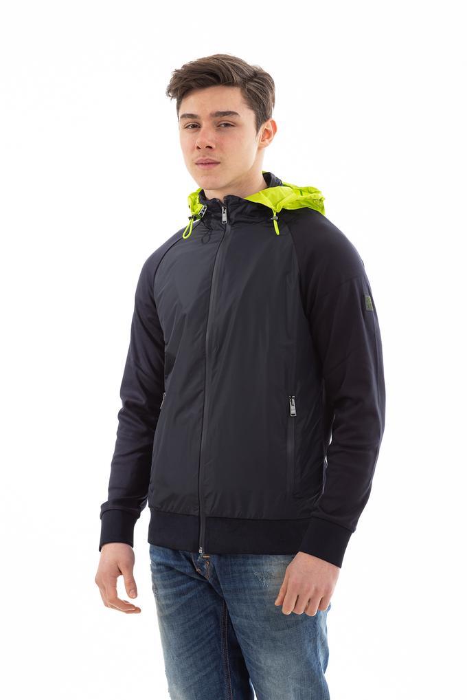 Hugo Boss Erkek Fermuarlı Sweatshirt