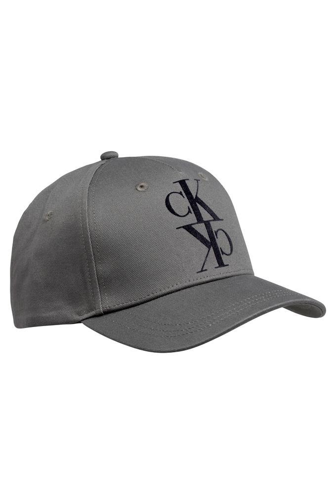 Calvin Klein CK Logo Baskılı Erkek Şapka