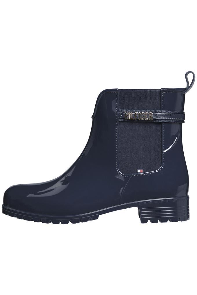 Tommy Hilfiger Kadın Block Branding Yağmur Botu