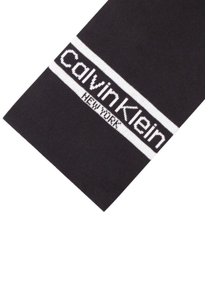 Calvin Klein Erkek NY Çizgili Şal