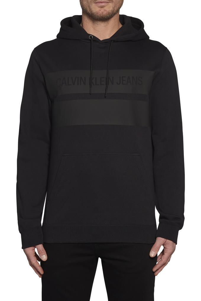 Calvin KleinKapüşonlu Erkek Sweatshirt