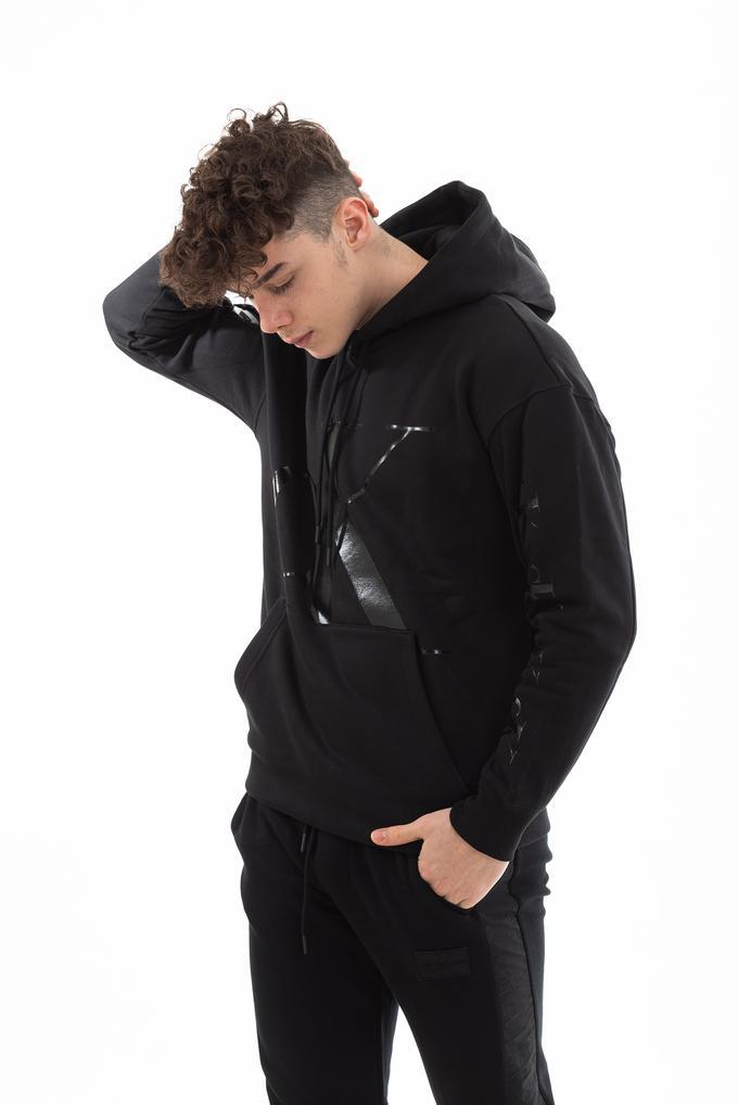 Calvin Klein Erkek Kapüşonlu Sweatshirt