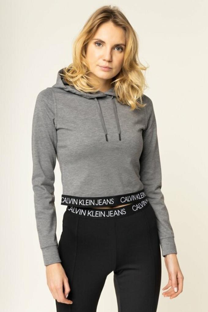 Calvin Klein Kapüşonlu Kadın Sweatshirt