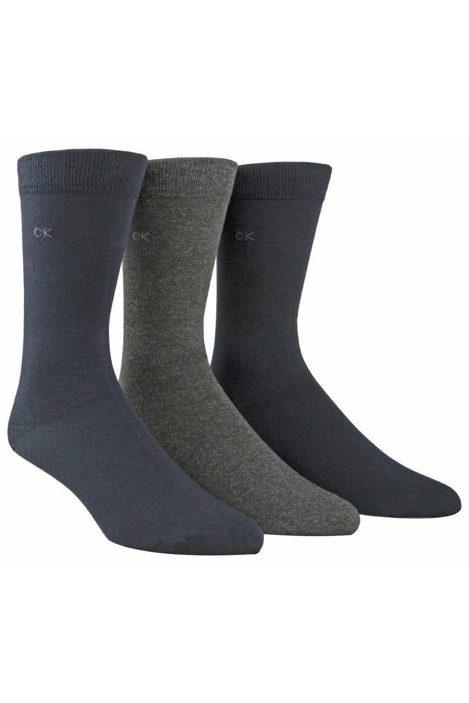 Calvin Klein Erkek 3'lü Çorap