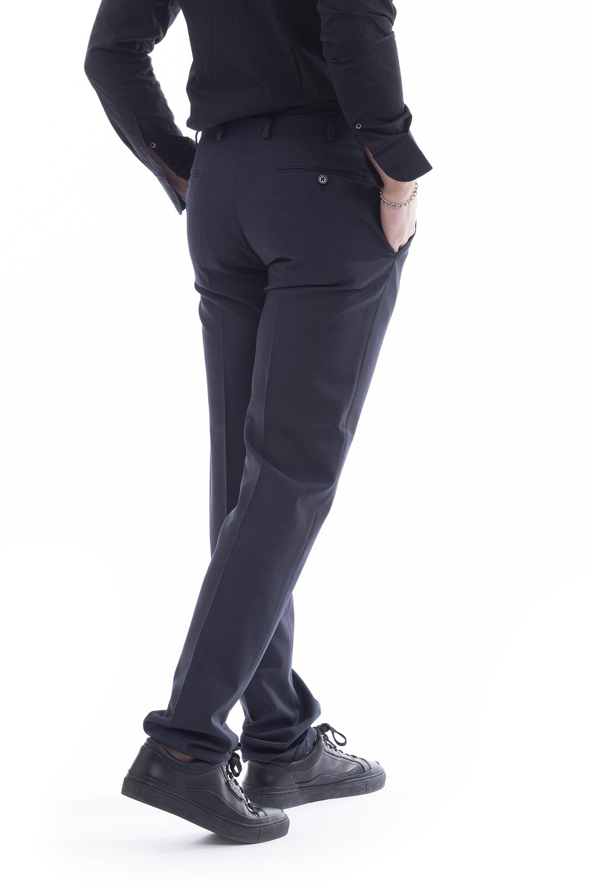 Emporio Armani Klasik Yün Erkek Pantolon