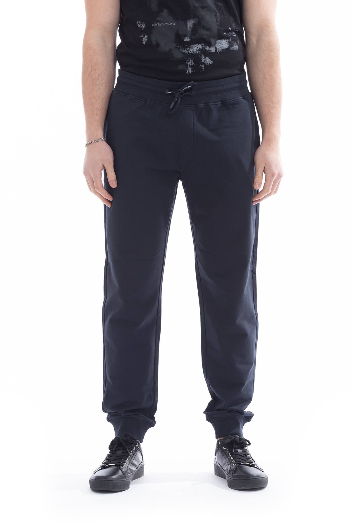 Emporio Armani Pamuklu Erkek Jogger Pantolon