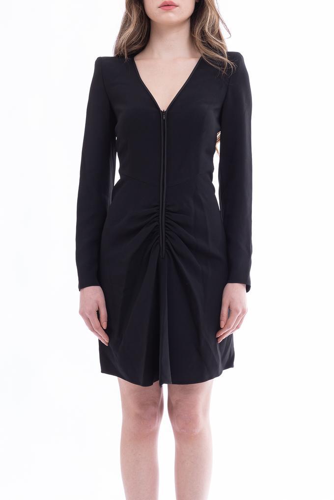 Emporio Armani Kadın V-Yaka Elbise