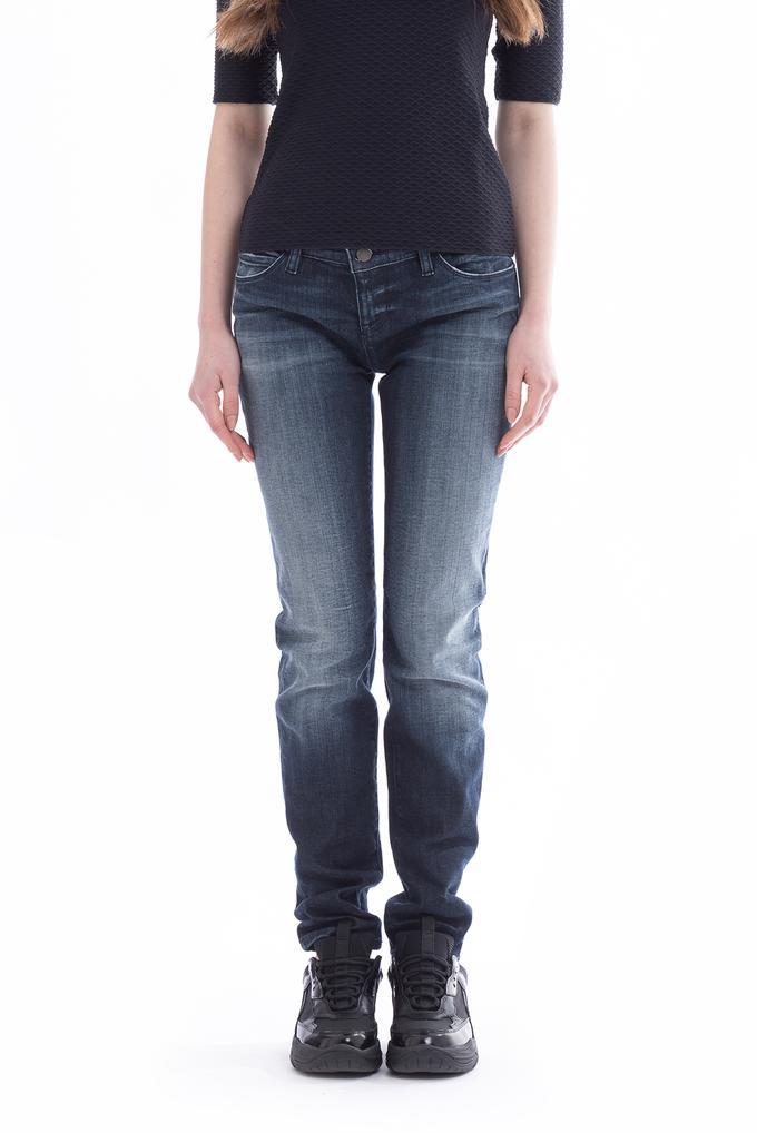Emporio Armani Skinny Düşük Bel Kadın Jean Pantolon