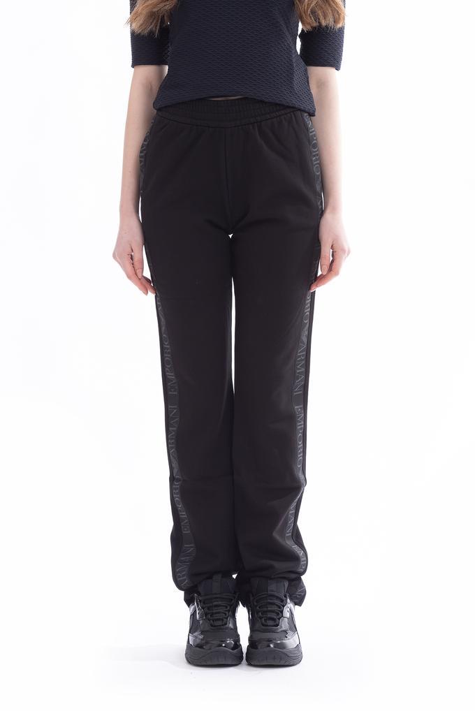 Emporio Armani Kadın Yanları Logo Bantlı Jogger Pantolon