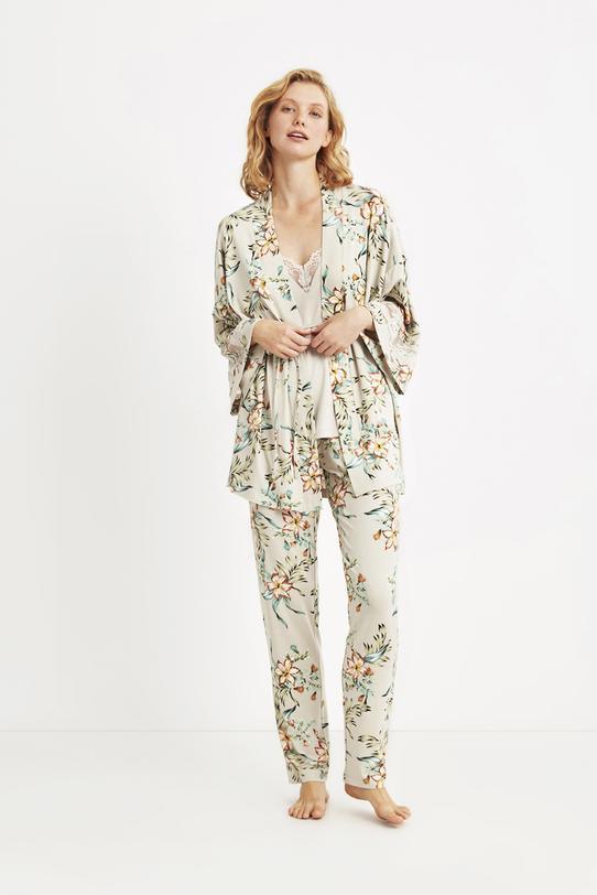 Catherine's Kadın Üçlü Pijama Takımı