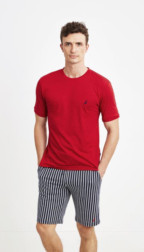 Nautica Erkek Pijama Takımı