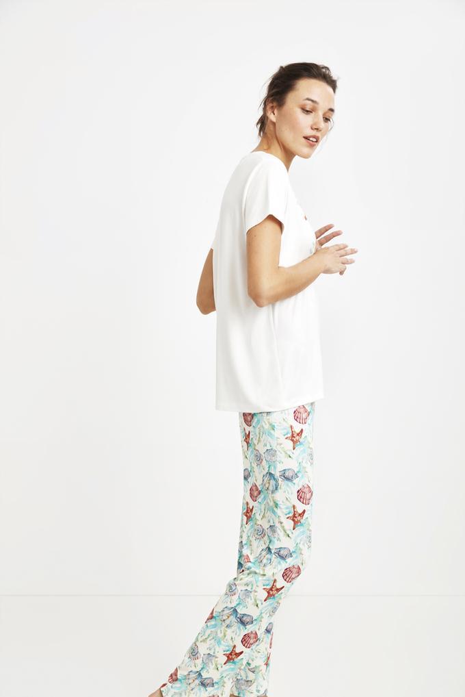 Nautica Kadın Pijama Takımı