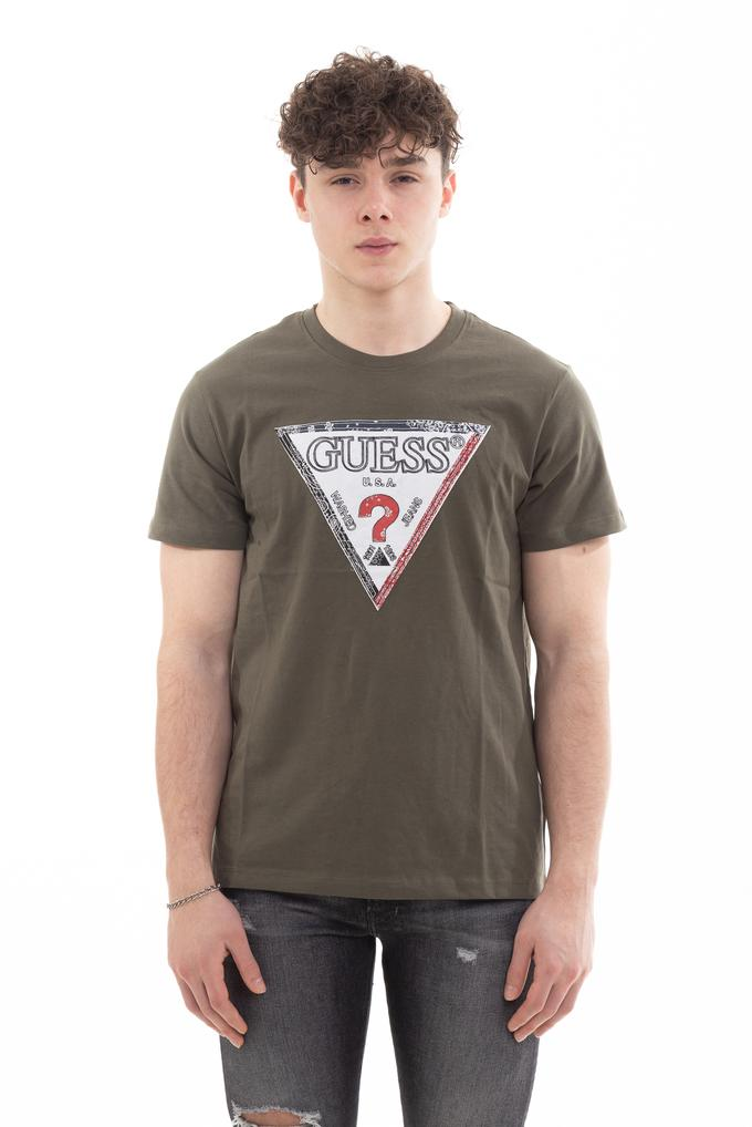 Guess Triesley %100 Pamuklu Erkek T-Shirt