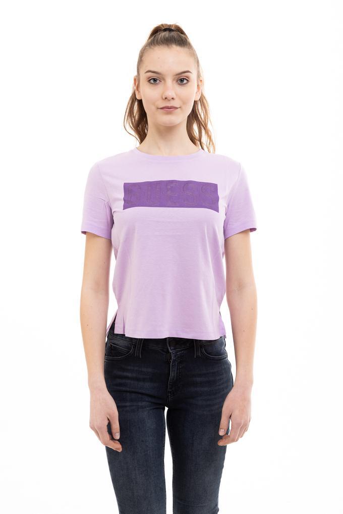 Guess Adria Tee %100 Pamuklu Kadın T-Shirt