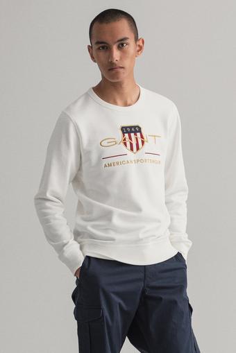 Gant Erkek Sweatshirt