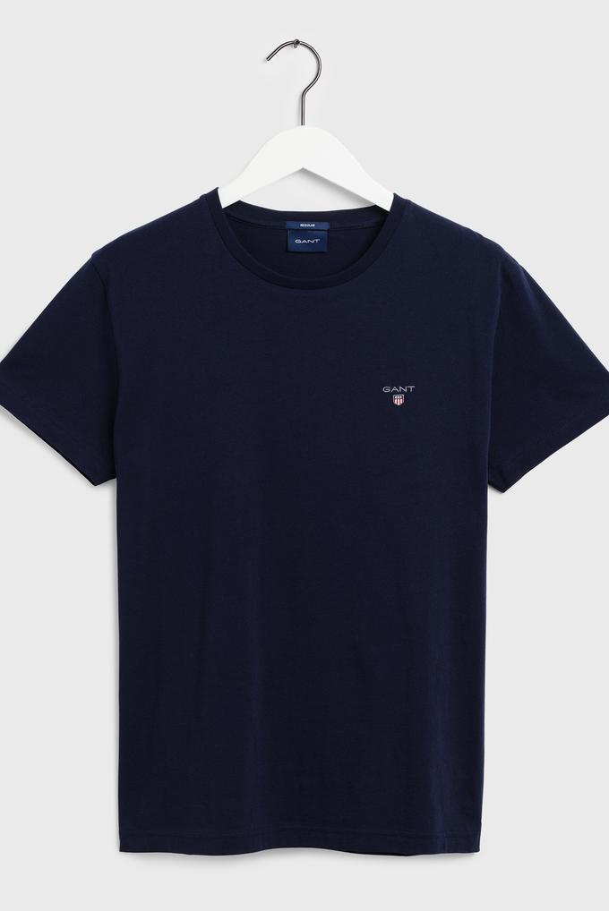 Gant Erkek Bisiklet Yaka T-Shirt