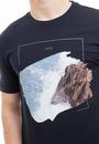 Hugo Boss Erkek Bisiklet Yaka T-Shirt