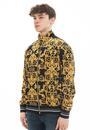 Versace Jeans Couture Erkek Bomber Mont