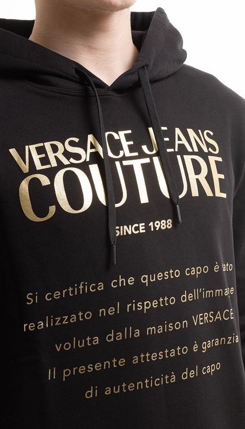 Versace Jeans Couture Erkek Sweatshirt