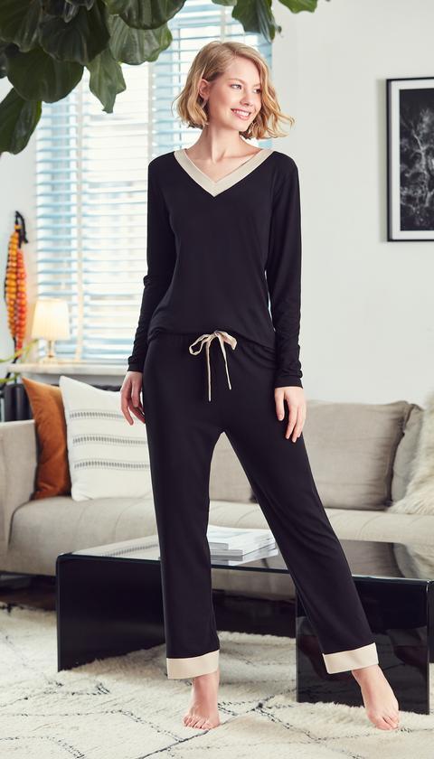 Penye Mood Kadın Pijama Takımı
