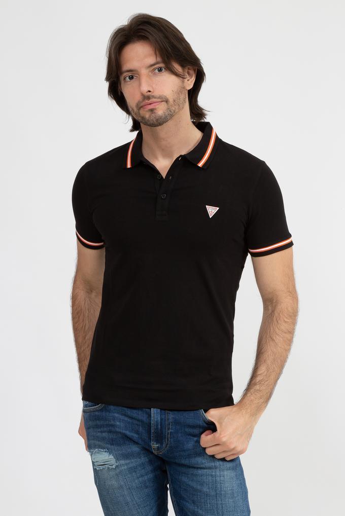 Guess Nolan SS Pamuklu Erkek Polo T-Shirt