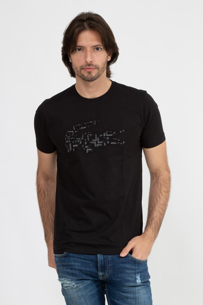 Lacoste Erkek Bisiklet Yaka T-Shirt