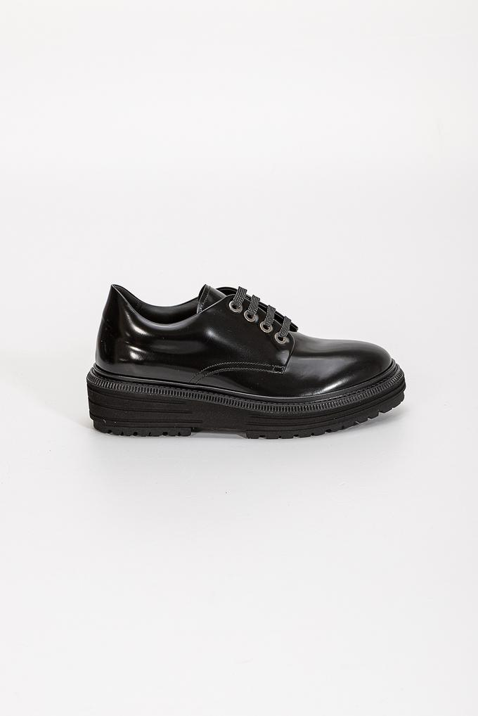 Emporio Armani Erkek Deri Klasik Ayakkabı