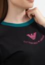 EA7 Kadın Regular Fit T-Shirt