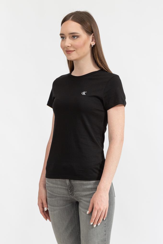 Calvin Klein Slim Fit Kadın T-Shirt